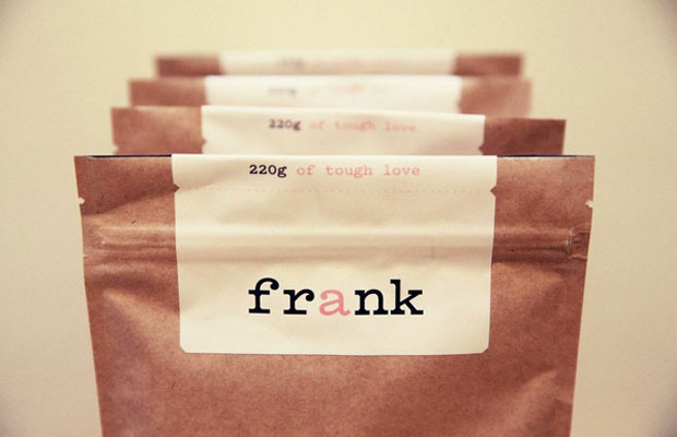 Frank's Body Scrub