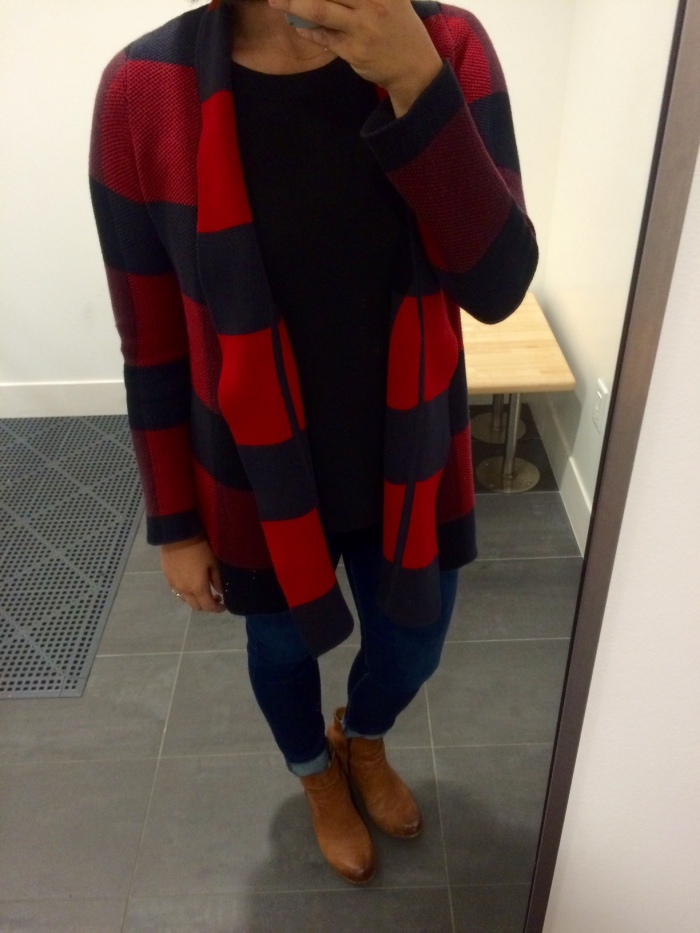 modcloth simply snuggly sweater