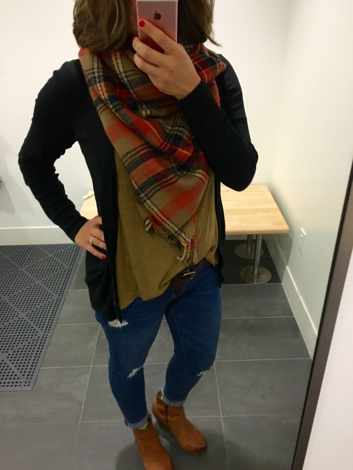 blanket scarf cozy